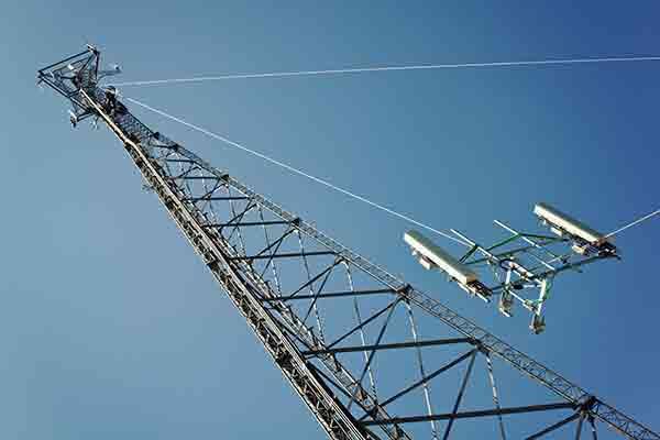 Antena telefonía y ondas electromagnéticas