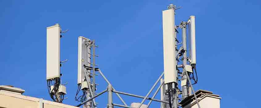 Antenes de telefonia mòbil