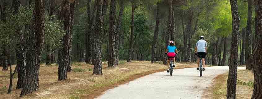 Passeig en bicicleta