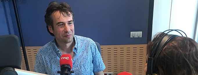 Entrevista a Carles Surià en RTVE