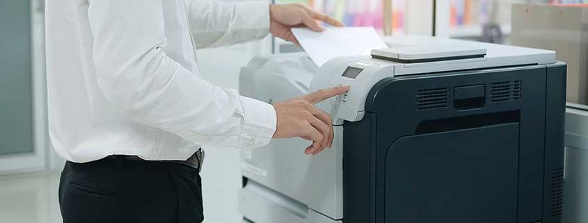 Impressora làser