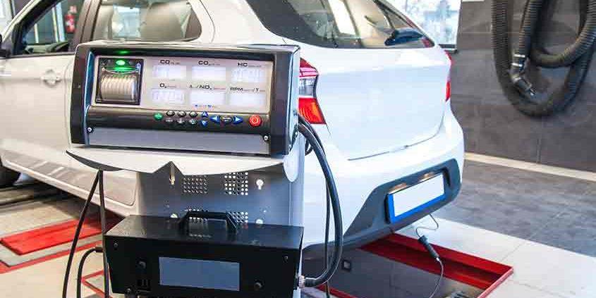 inpección técnica de vehículo