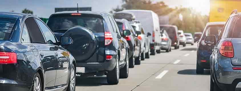 trànsit en carretera